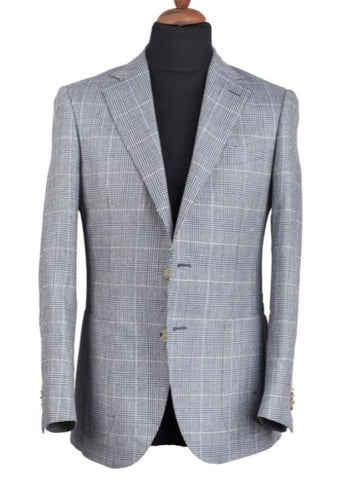 WOOL-LINEN SPORT JACKET by Moon