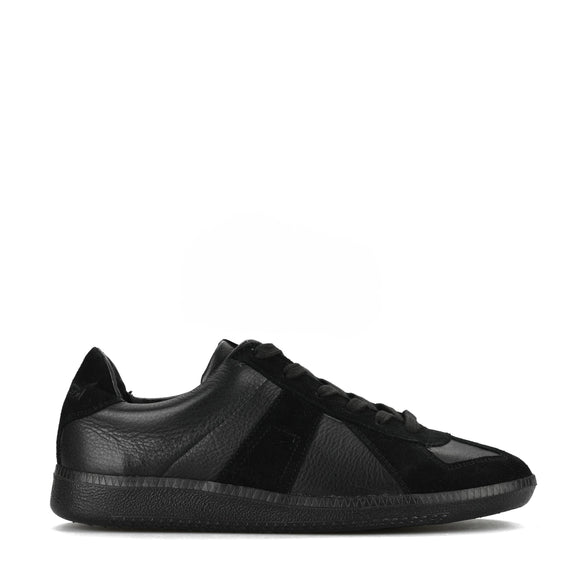 Novesta GAT Black Leather Sneaker