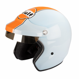 Le Mans Gulf Racing Helmet by Casque Felix