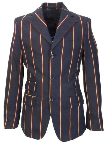 Striped Boating Blazer by Relco of London