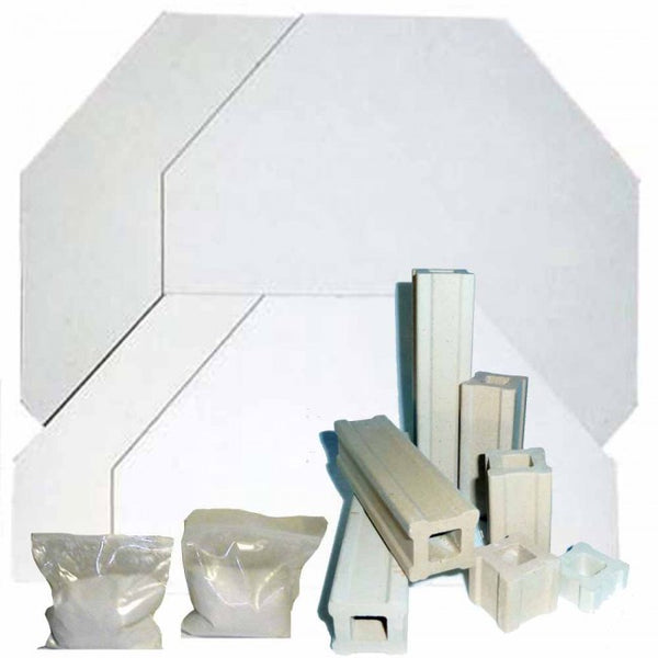 Olympic Furniture Kit for 18-18H Round Kilns image 1