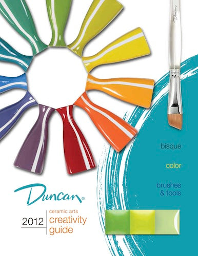 bigceramicstore-com,Duncan Color Chart,Duncan,Tools & Supplies