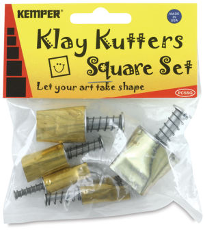 Kemper Square Pattern Cutter Set