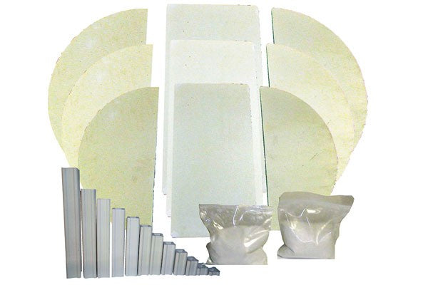 Olympic Furniture Kit for FL42E Kiln image 1
