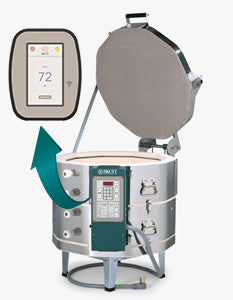 Skutt GMT-1018 Glass Kiln with Digital Touchscreen Controller
