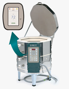 Skutt GMT-818- Glass Kiln with Digital Touchscreen Controller