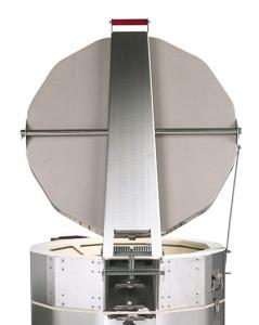Skutt GM-10F Glass Kiln with Bead Door and Standard KilnMaster Controller image 3