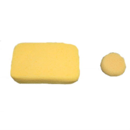 Synthetic Clean-Up Sponges image 1