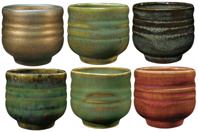 bigceramicstore-com,Amaco PC Potters Choice Glaze Class Pack 6 -