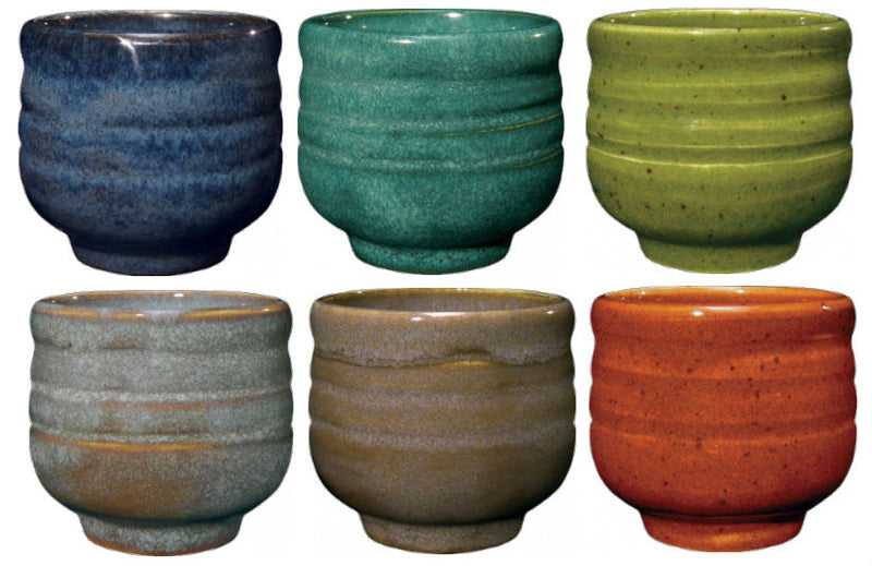 Amaco PC Potters Choice Glaze Class Pack 6 -