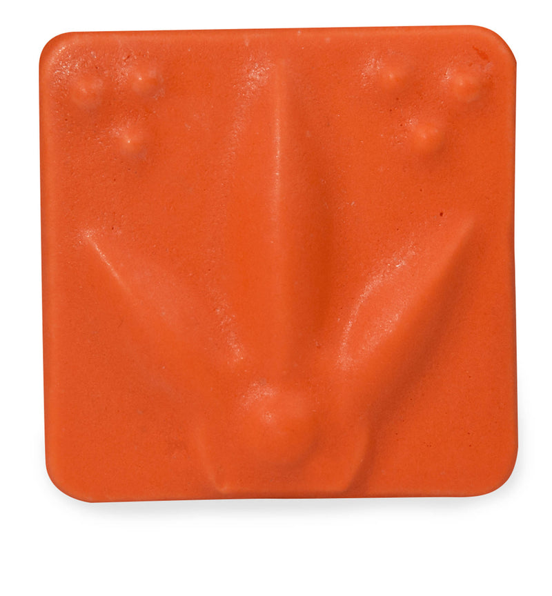 bigceramicstore-com,Amaco Satin Matte High Fire Orange,Amaco,Glazes - Mid-fire
