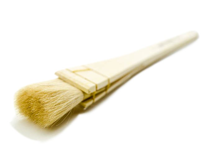 "bigceramicstore-com,1"" Hake Brush,Ceramic Supply Inc,Tools - Brushes"