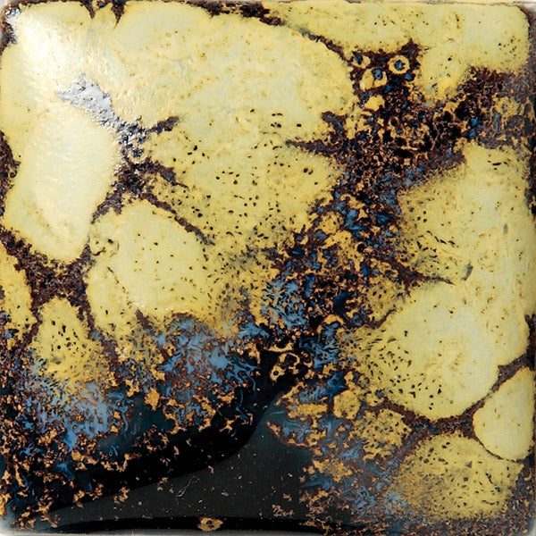 bigceramicstore-com,Duncan Crystals & Crackles Glazes Outer Space CR854,Duncan,Glazes - Low-fire