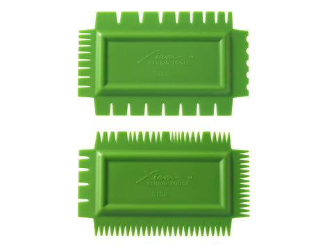 Xiem Ultimate Texture Comb A Set Firm image 1