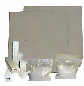 Olympic Furniture Kit for 129E-1214-120E Kiln image 1