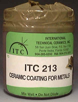 ITC-213 Metal Coating image 1