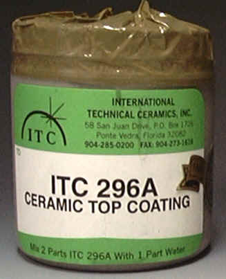 ITC-296A Ceramic Top Coating image 1