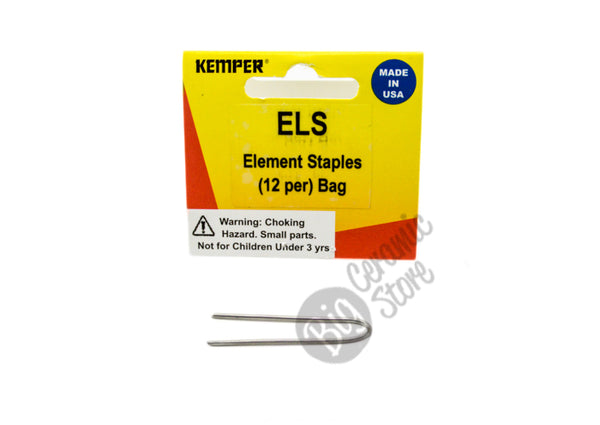 bigceramicstore-com,Kemper ELS Element Holding Staples,Kemper,Tools - Firing Supplies