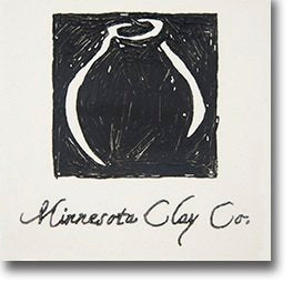 Minnesota Clay Company - Graffito Underglaze Transfer Paper, 6 sheets Black image 1