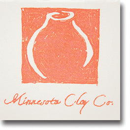 Minnesota Clay Company - Graffito Underglaze Transfer Paper, 6 sheets Orange image 1