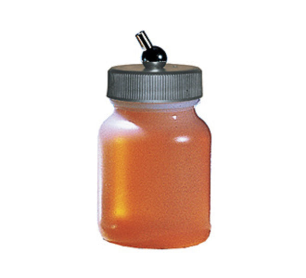 bigceramicstore-com,Extra 3 oz Plastic Bottle Assembly for Paasche Airbrushes,Paasche,Tools - Airbrushes