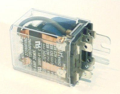 Skutt Relay, 20 Amp (Clear Case) image 1