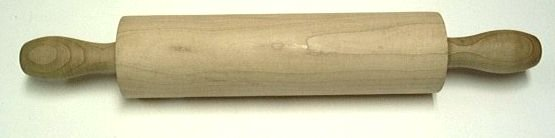 bigceramicstore-com,Falcon Maple Rolling Pin,Aardvark,Tools & Supplies