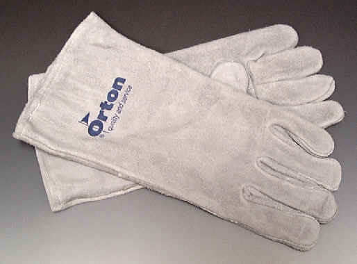 Orton Grey Welding Gloves image 1