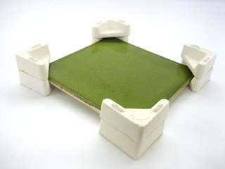 Roselli Stacking Tile Holder image 1