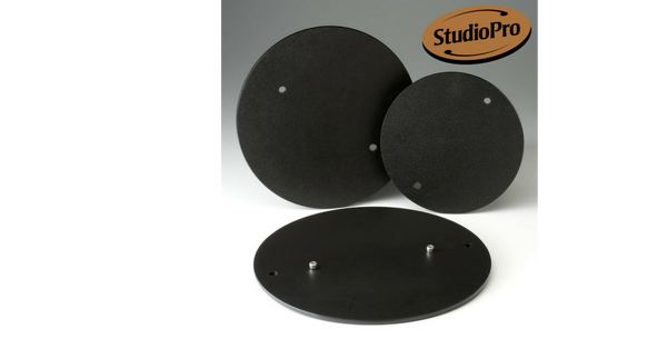 "StudioPro 8"" Round Plastic Bat (use with Small Bat Adapter) image 1"