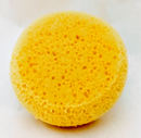 "Package of 5 Synthetic Clean-Up Sponges 2.75"" round image 2"