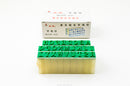 "Chinese Clay Art USA Letter Stamp 26/set, 1/2""- 5/8"" Tall image 6"