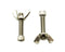 bigceramicstore-com,Stainless Steel Bat Pins, Pair,BigCeramicStore,Tools - Throwing