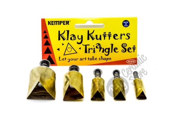 Kemper Triangles Pattern Cutter Set image 1