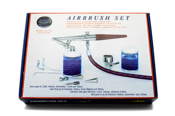 Paasche H Single Action Airbrush Set image 1
