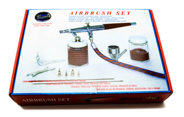 Paasche VL Double Action Airbrush Set image 1