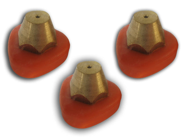 Paintec Nozzles, Set of 3 (0.8, 1.0, 1.2mm) image 1