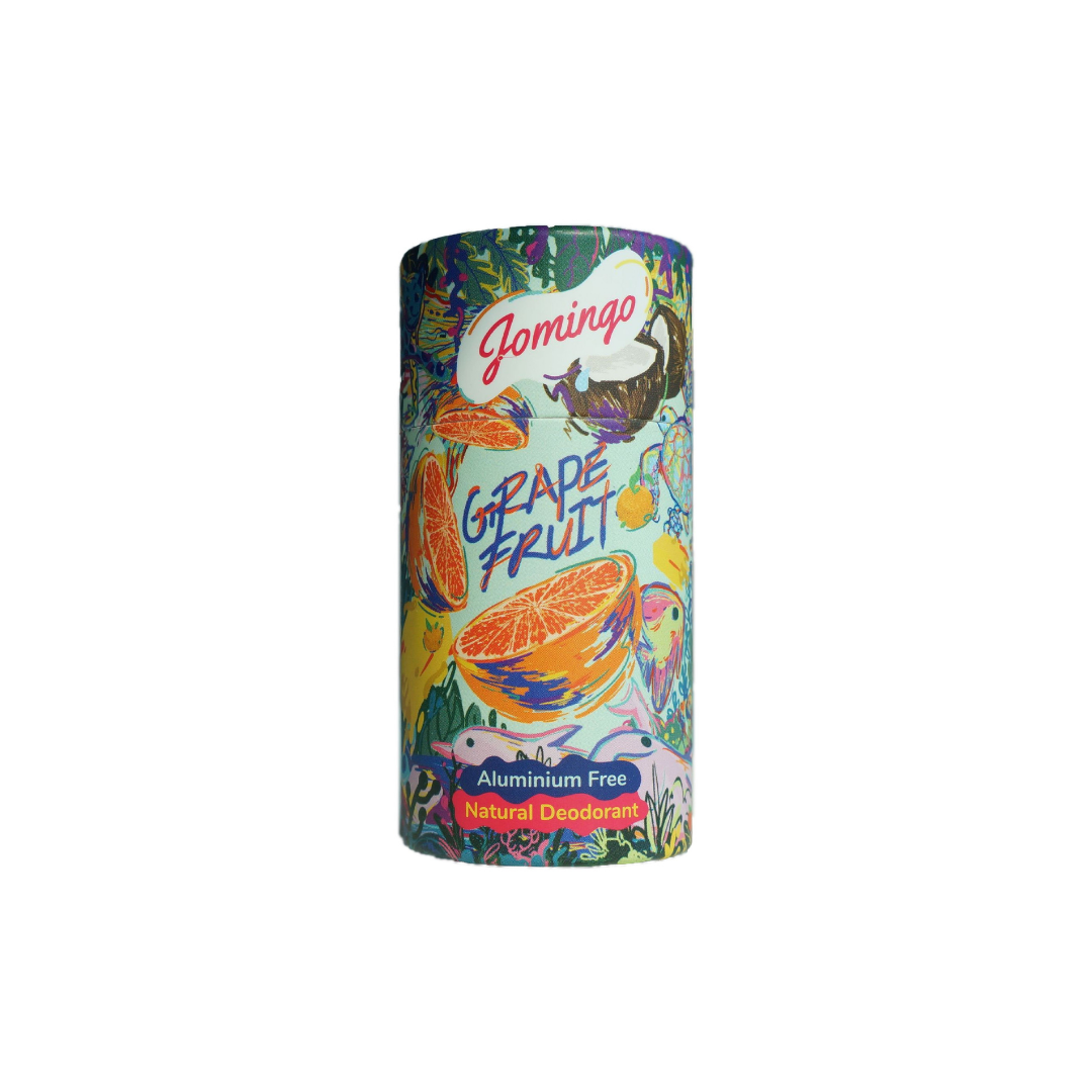 Grapefruit Aluminium-free Natural Deodorant Stick 40g