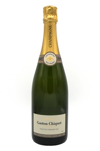 GASTON CHIQUET, TRADITION BRUT, PREMIER CRU, ÄY, FRANCE