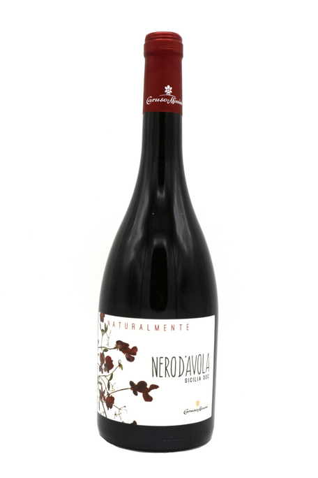 Nero D'Avola, Italy, Italia, Sicily, Sicilia, red wine, organic, biodynamic, bolognese, natural wine, red wine, full-bodied, pizza wine, tagliatelle, still, dry, grilled meat dishes, aged cheeses