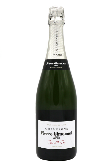 pierre Gimonnet, cuis, premier cru, france, dry, light-bodied, caviar, potato chips, crisp, bubbles, bubbly, sashimi, grilled fish, salad, aperitif, blanc de blancs, champagne, grower champagne, fried chicken, fried egg roll, gyozas, mild cheeses, soft cheeses, lancers, roasted vegetables, salad, savory tart, artichoke, shrimp scampi