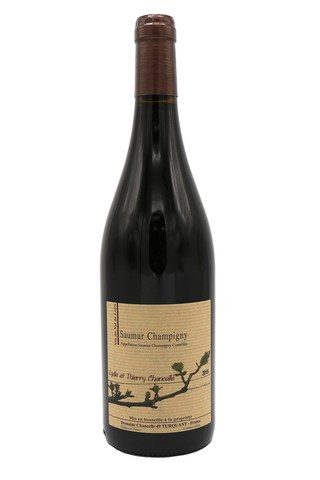 DOMAINE CHANCELLE, SAUMUR-CHAMPIGNY ROUGE 2018, LOIRE VALLEY, FRANCE