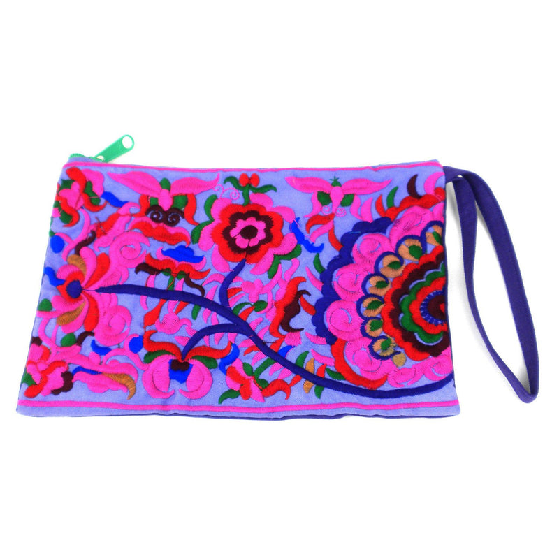 Grab n' Go Clutch - Purple - Global Groove (P)