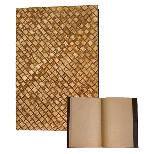 Pandan Journal With Recycled Paper from the Philippines