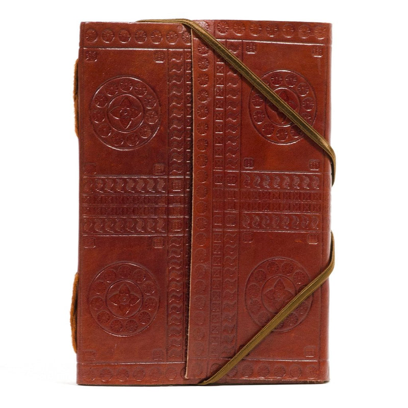 Bound in Leather Journal - Large - Matr Boomie (J)