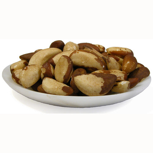 Organic Roasted Brazil Nuts from Peru