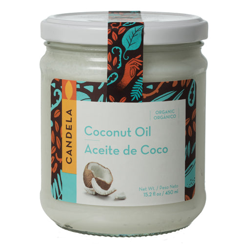 Organic Coconut Oil from Peru