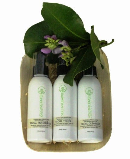Essential Facial Care 3 Pack