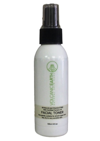 Natural Facial Toner 4.56 oz or 135 ml