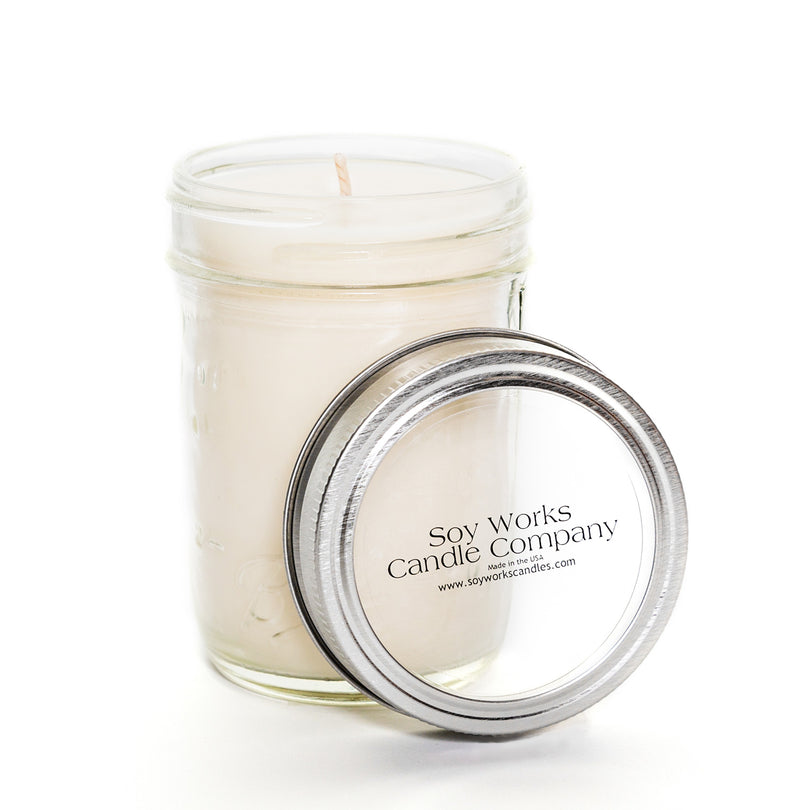 Tea Tree Natural Soy Candle